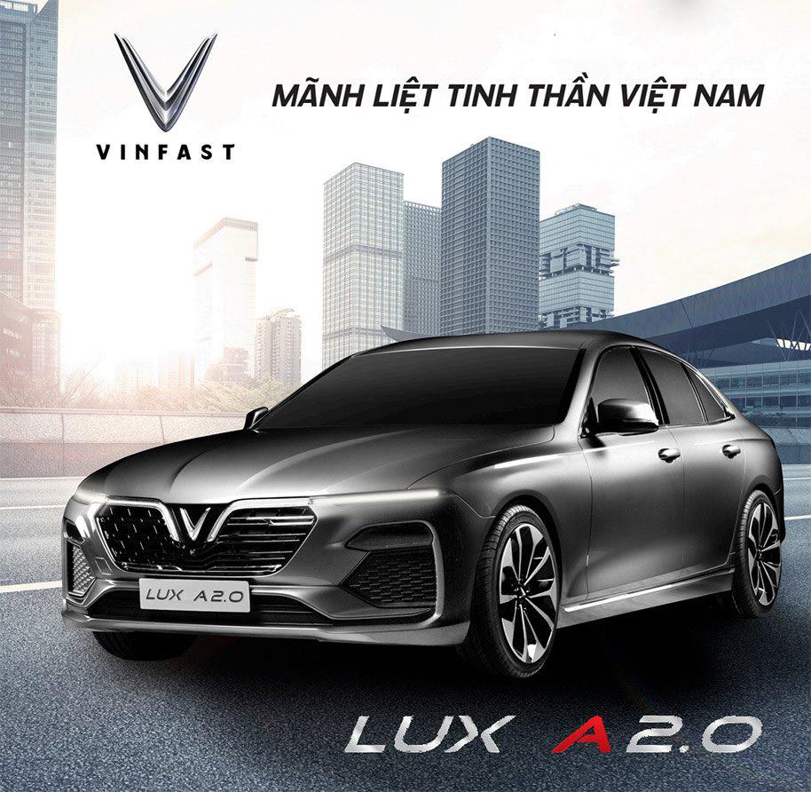Tổng quan VinFast Lux A2.0 Nâng Cao