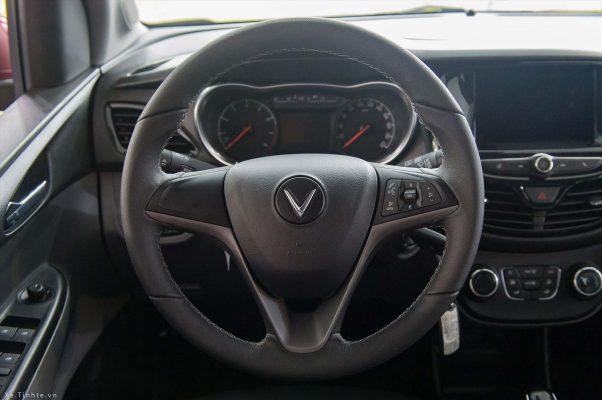 Nội thất ô tô VinFast Fadil Nâng Cao