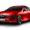 VinFast Lux A2.0 Tiêu Chuẩn red