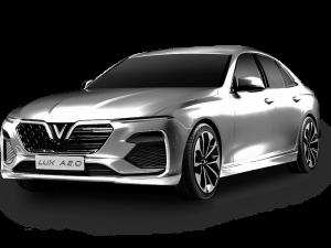 VinFast Lux A2.0 Tiêu Chuẩn silver