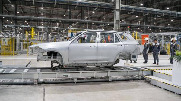Được sản xuất dựa trên dây chuyền công nghệ hoàn toàn tự động