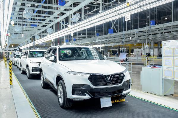 VinFast cũng là nhà máy sản xuất ô tô lớn thứ 3 thế giới