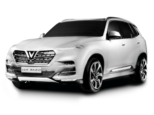 VinFast Lux SA2.0 Bản Tiêu Chuẩn White